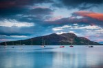 Holy Isle from Lamlash, Arran