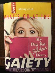 Gaiety leaflet