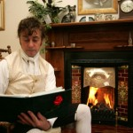 Rabbie Burns visits the Burnside
