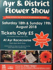 Ayr Flower Show